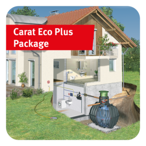 Carat Eco Plus Rainwater Harvesting Package